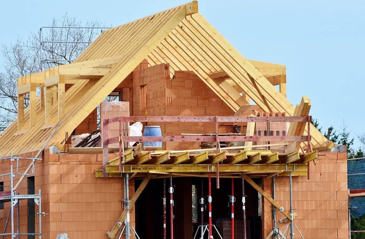 construction maison passive chantier