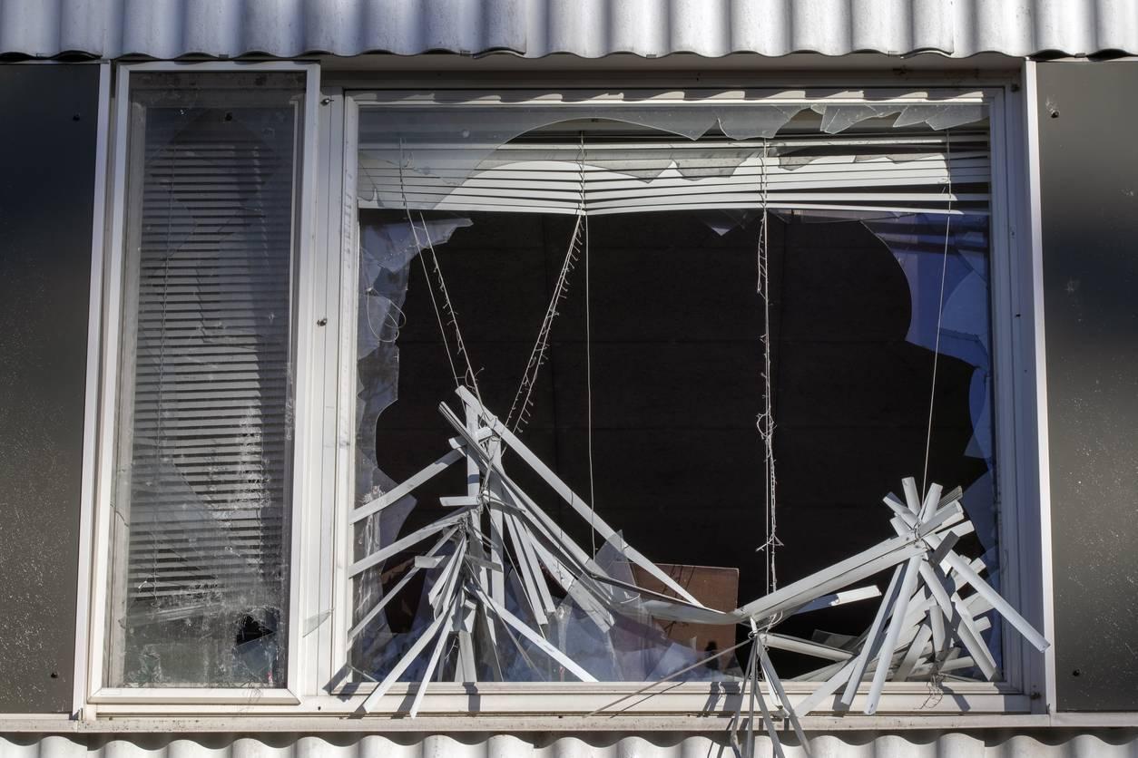 vitre brisée vitrier