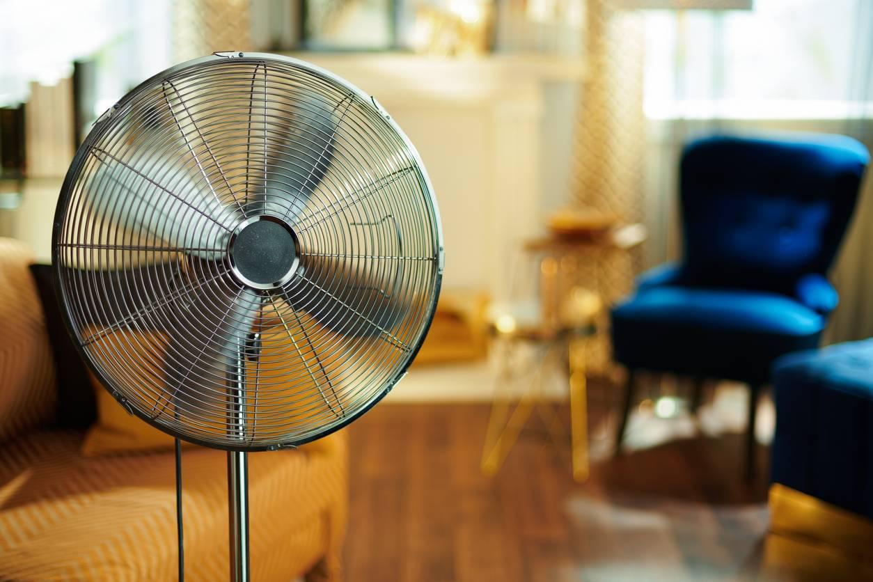 ventilateur maison équipement